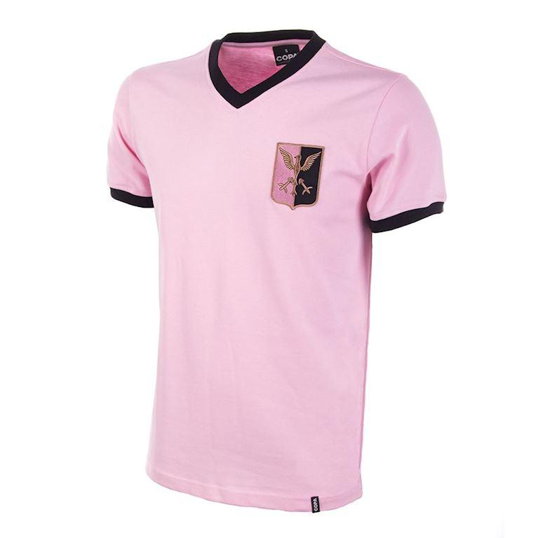 115 | Palermo 1970's Short Sleeve Retro Football Shirt | 1 | COPA