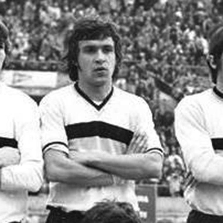 116 | Palermo Away 1970's Short Sleeve Retro Football Shirt | 2 | COPA