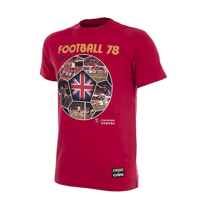 6930 | Panini Football 78 T-shirt | 1 | COPA