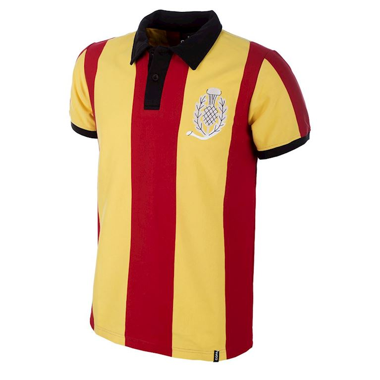785 | Partick Thistle 1977 Short Sleeve Retro Football Shirt | 1 | COPA