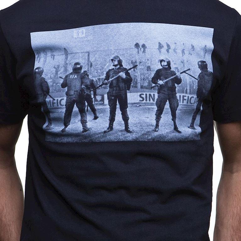 6592 | Police T-Shirt | Black | 2 | COPA
