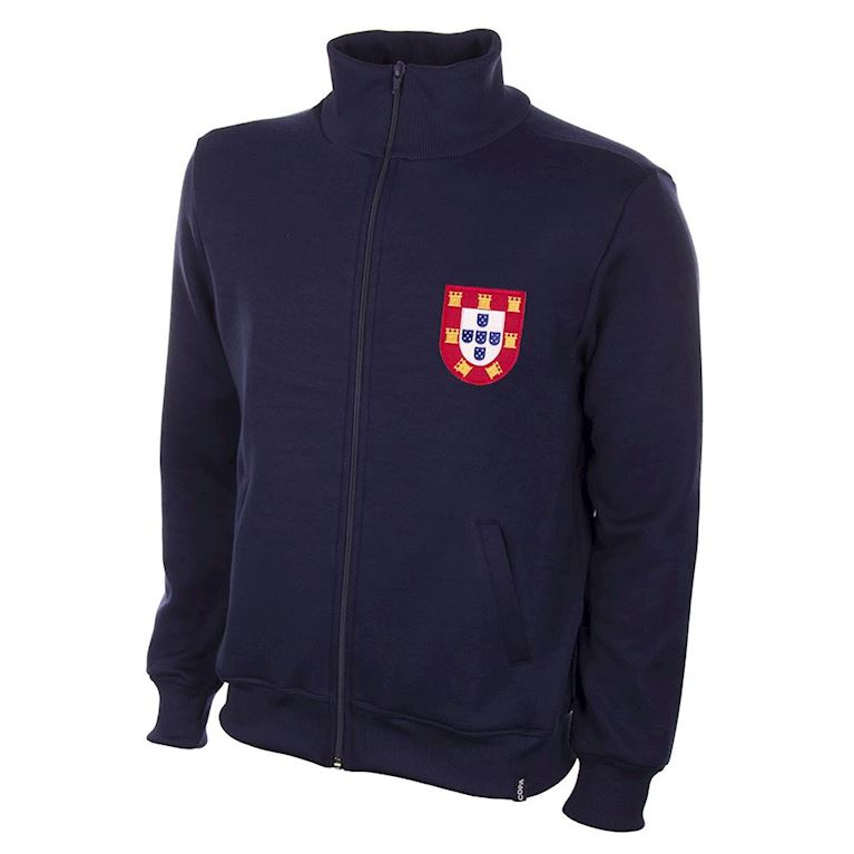 835 | Portugal 1972 Retro Football Jacket | 1 | COPA
