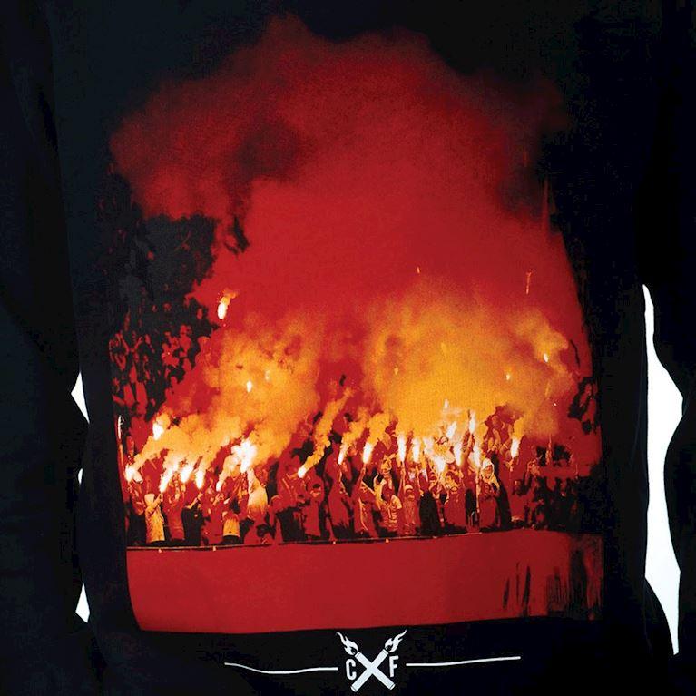 6451 | Pyro Sweater | Black | 2 | COPA