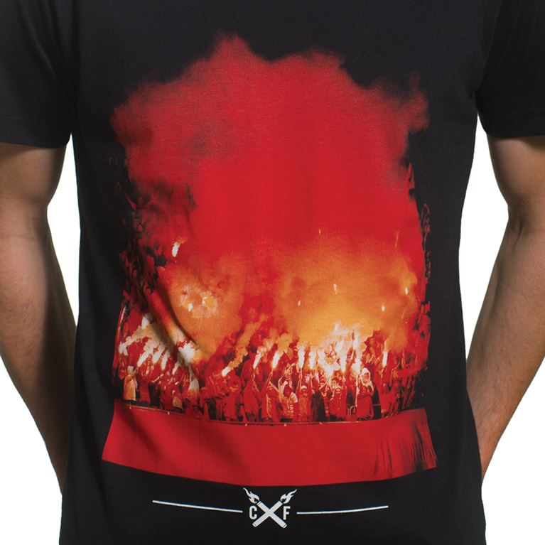 6654   Pyro T-Shirt   Black   2   COPA
