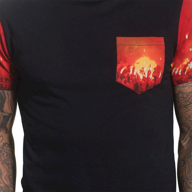 6659 | Pyro Pocket T-Shirt | Black | 2 | COPA