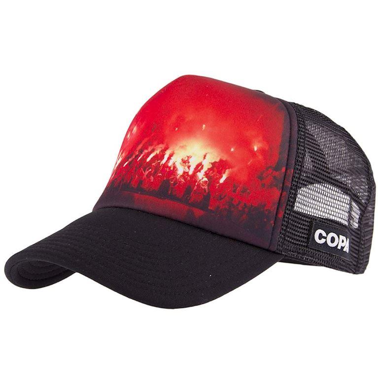 5202 | Pyro Trucker Cap | 1 | COPA