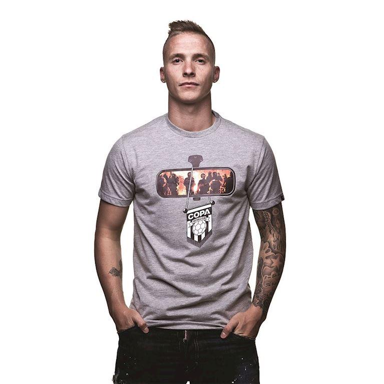 6607 | Rear-view Mirror T-Shirt | Grey Mêlée | 1 | COPA