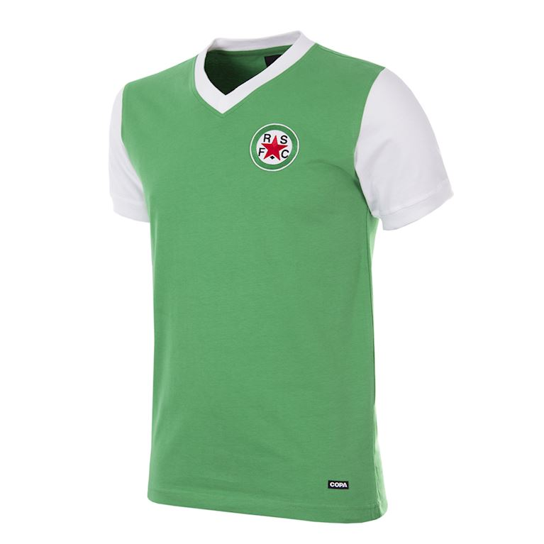 722 | Red Star F.C. 1970's Retro Football Shirt | 1 | COPA