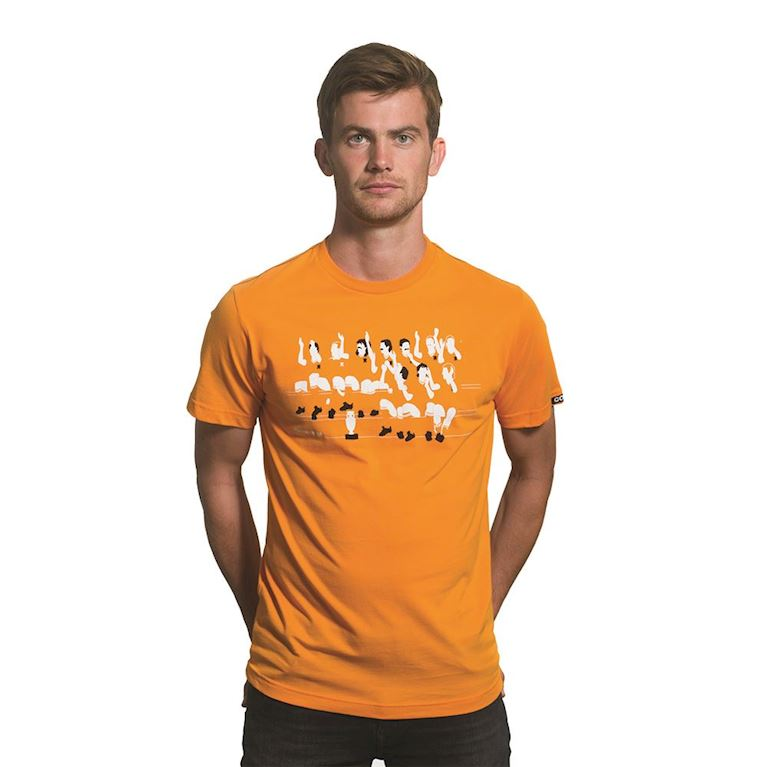 6584 | Remember '88 T-Shirt | Orange  | 1 | COPA