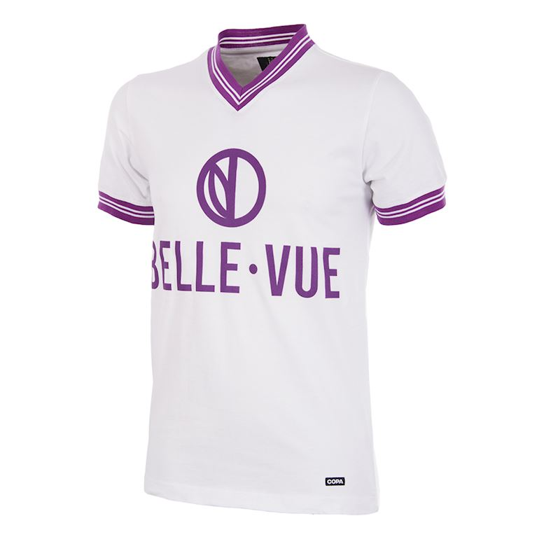 360 | RSC Anderlecht 1973 - 74 Away Retro Football Shirt | 1 | COPA