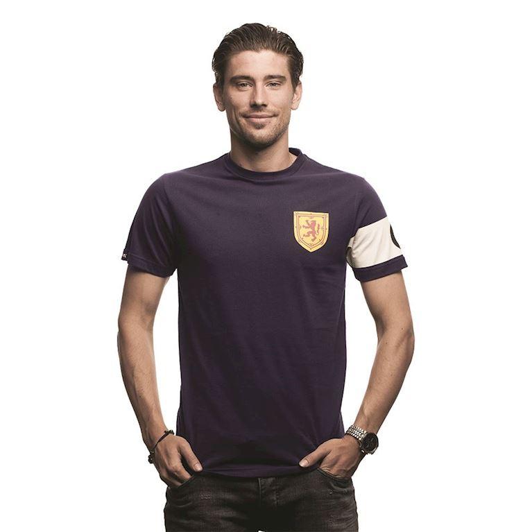 6625 | Scotland Captain T-Shirt | Marine Blue | 1 | COPA