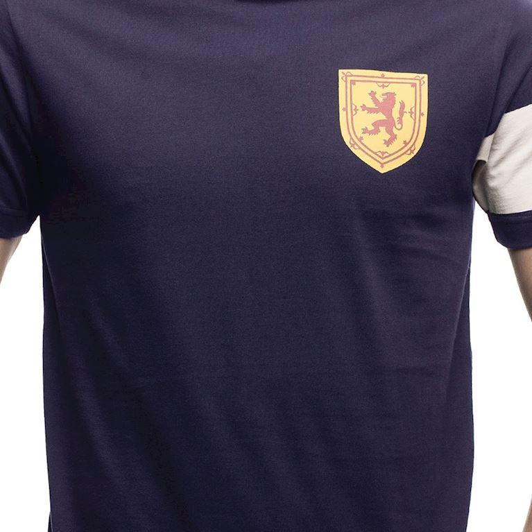 6625 | Scotland Captain T-Shirt | Marine Blue | 2 | COPA