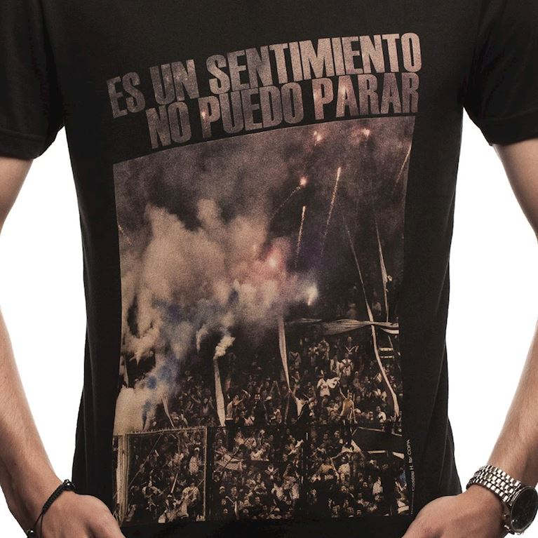 6636 | Sentimiento V-Neck T-Shirt | Black | 2 | COPA
