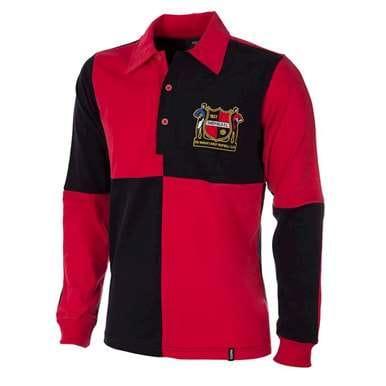758 | Sheffield FC 1950's Retro Football Shirt | 1 | COPA