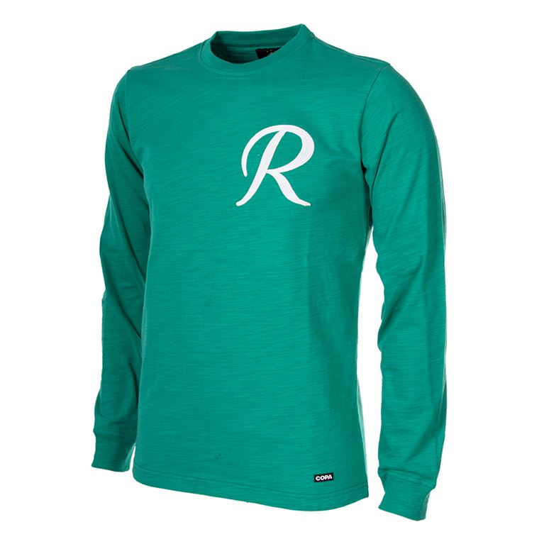 756 | SK Rapid Wien 1956 / 1957 Long Sleeve Retro Football Shirt | 1 | COPA