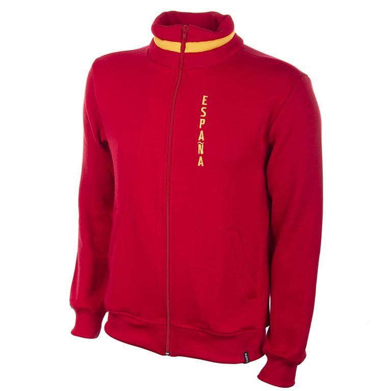819 | Spain 1978 Retro Football Jacket | 1 | COPA