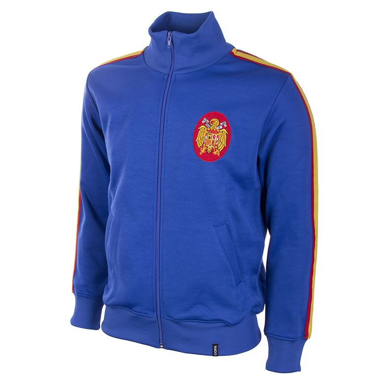 874 | Spain 1966 Retro Football Jacket | 1 | COPA