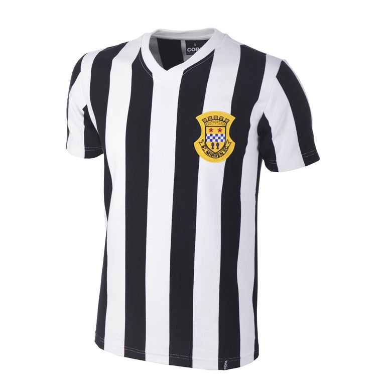 773 | St. Mirren 1959 Short Sleeve Retro Football Shirt  | 1 | COPA