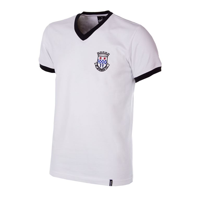757 | St. Mirren 1962 / 1963 Short Sleeve Football Retro Shirt | 1 | COPA