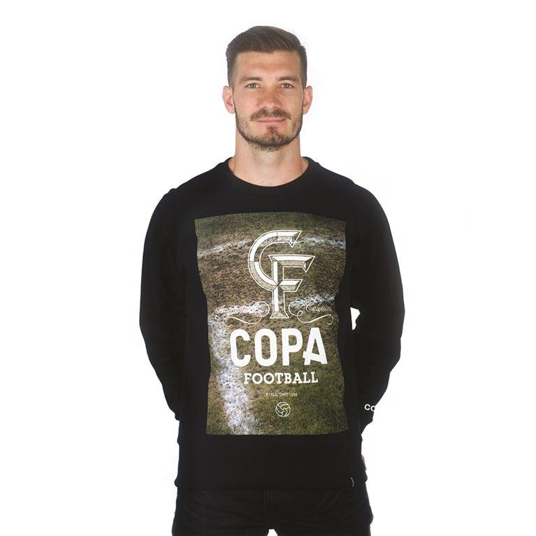 6452 | Studs Sweater | Black | 1 | COPA
