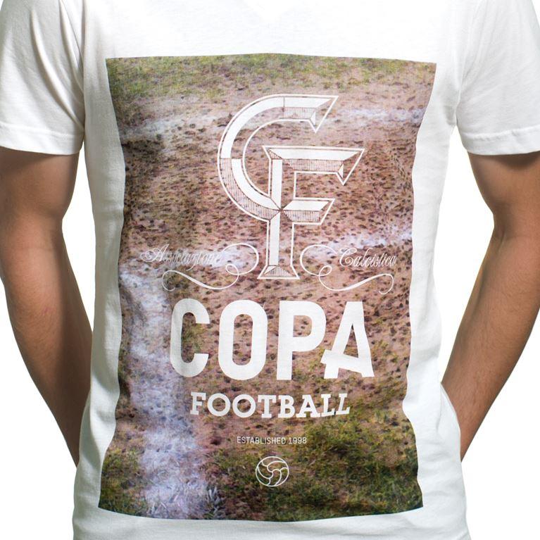 6647 | Studs V-Neck T-Shirt | White | 2 | COPA