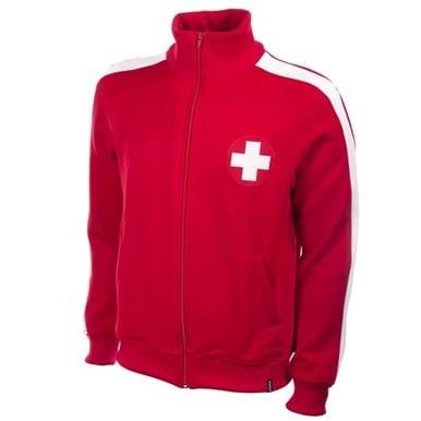 817 | Switzerland 1960's Retro Football Jacket | 1 | COPA