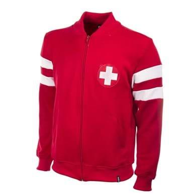 820 | Switzerland 1960's Retro Football Jacket | 1 | COPA
