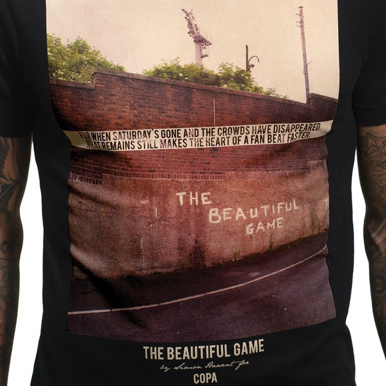 6649 | The Beautiful Game | Black  | 2 | COPA