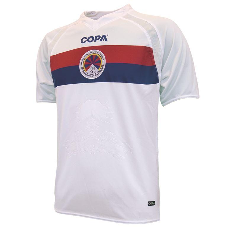 9103 | Tibet Away Short Sleeve Football Shirt | 1 | COPA