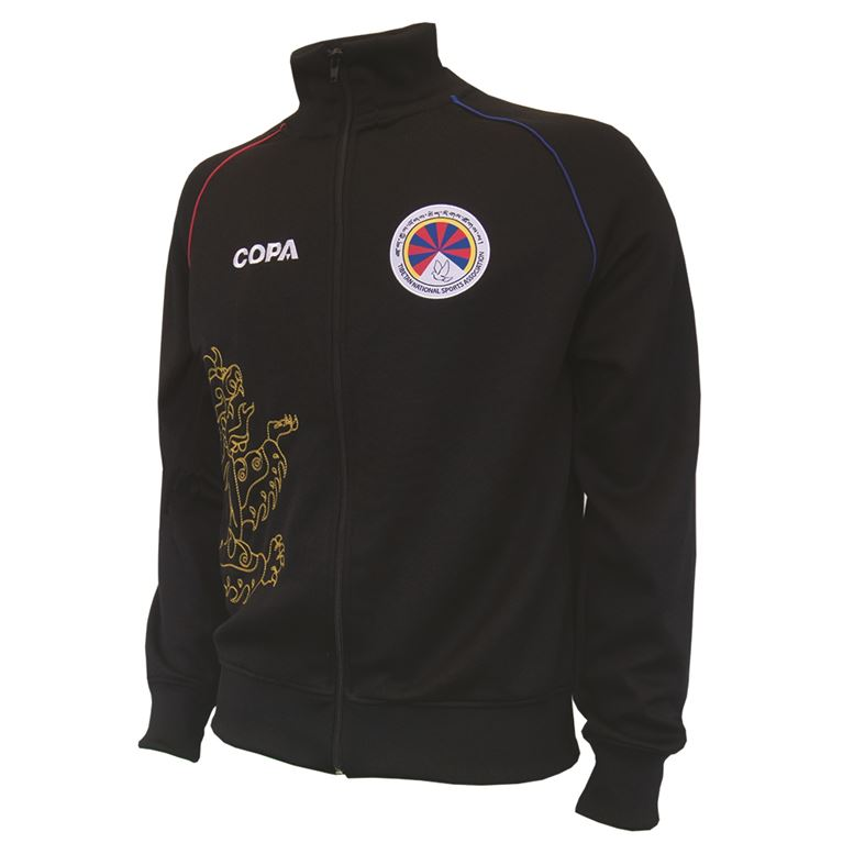 9108 | Tibet Training Football Jacket | 1 | COPA