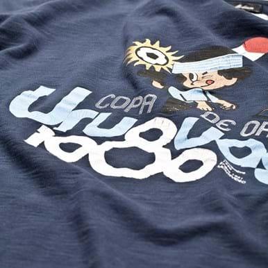 6709 | Uruguay 1980 Vintage T-Shirt | 2 | COPA