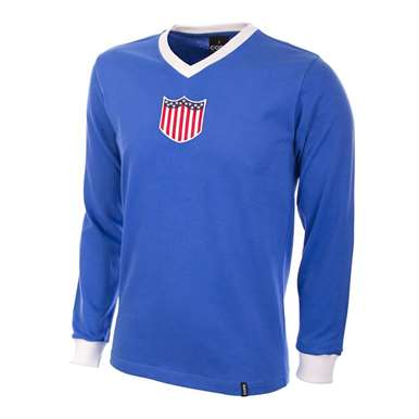 555 | USA 1934 Retro Football Shirt | 1 | COPA