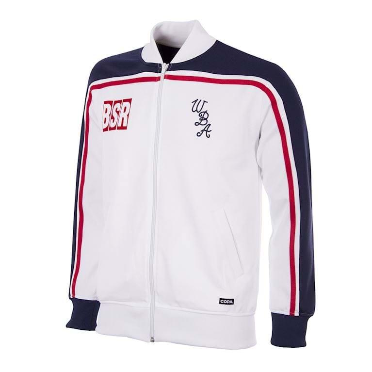 900 | West Bromwich Albion 1982 - 83 Retro Football Jacket | 1 | COPA