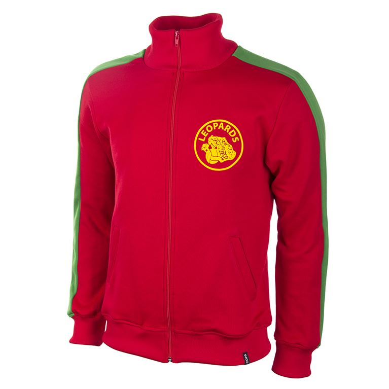 860 | Zaire World Cup 1974 Retro Football Jacket | 1 | COPA