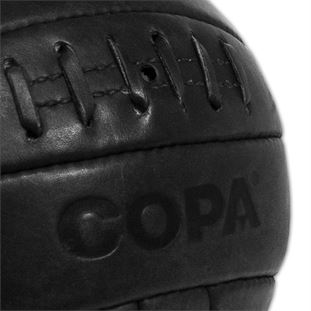 8005 | COPA Retro Football 1950's | Black | 2 | COPA