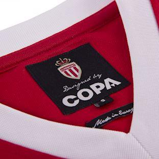 AS Monaco 1982 - 84 Retro Football Shirt | 5 | COPA
