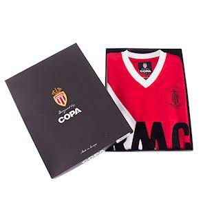 AS Monaco 1982 - 84 Retro Football Shirt | 6 | COPA