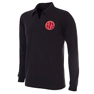 as-roma-1934-35-long-sleeve-retro-football-shirt-black | 1 | COPA