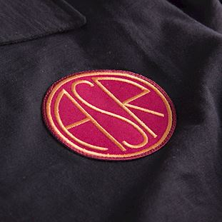 as-roma-1934-35-long-sleeve-retro-football-shirt-black | 3 | COPA