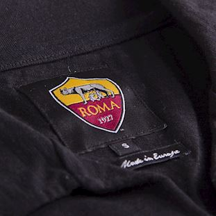 as-roma-1934-35-long-sleeve-retro-football-shirt-black | 5 | COPA
