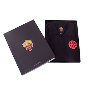 as-roma-1934-35-long-sleeve-retro-football-shirt-black | 6 | COPA