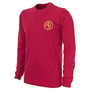 705 | AS Roma 1941-42 Long Sleeve Retro Football Shirt | 1 | COPA
