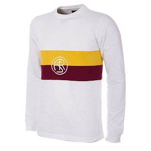 732 | AS Roma 1944 - 45 Long Sleeve Retro Football Shirt | 1 | COPA