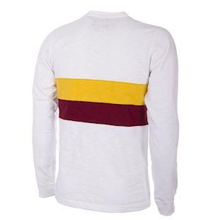 as-roma-1944-45-long-sleeve-retro-football-shirt-white | 4 | COPA