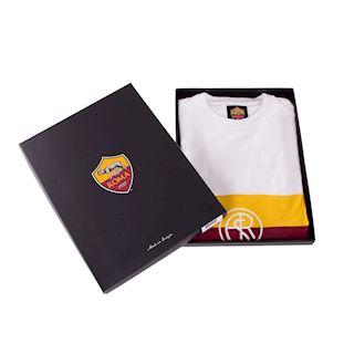 as-roma-1944-45-long-sleeve-retro-football-shirt-white | 7 | COPA
