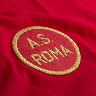 AS Roma 1961 - 62 Maillot de Foot Rétro | 3 | COPA