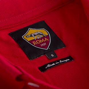 as-roma-1961-62-short-sleeve-retro-football-shirt-red | 5 | COPA