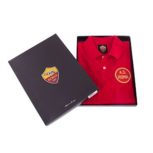 AS Roma 1961 - 62 Retro Voetbal Shirt | 6 | COPA