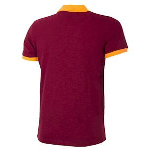 AS Roma 1964 - 65 Retro Voetbal Shirt | 4 | COPA