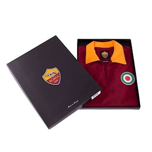 as-roma-1964-65-short-sleeve-retro-football-shirt-red | 6 | COPA